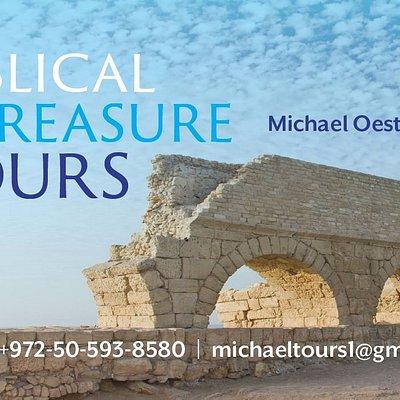 Aqueduct in Caesarea built by Herod in the 1st C BC