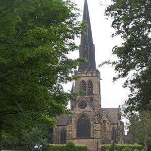 Wentworth Church