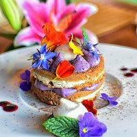 Kwiatowe Tiramisu