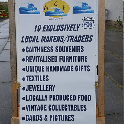 Great place for different gifts at affordable prices by local makers