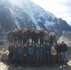 A visit in salkantay treks mountain