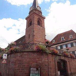 Bergheim - Eglise