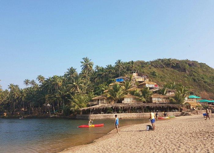 Cola Beach, South Goa
