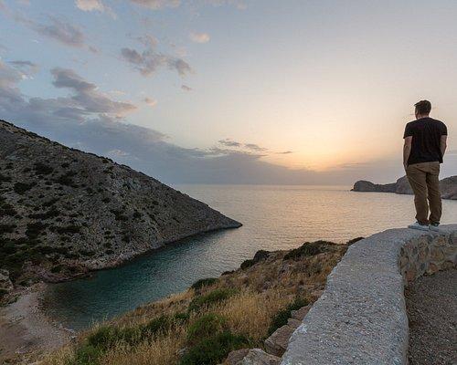 Armeos beach view from Saint pakou