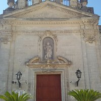Chiesa di San Rocco - Montescaglioso.