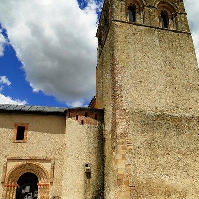 Iglesia San Juan Aguilafuente