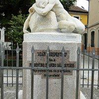Florentino trapero escultura