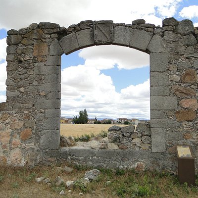 Arco finca marqués Aguilafuente