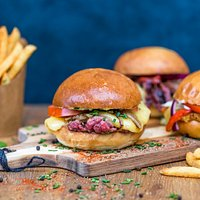 Create your own burger !