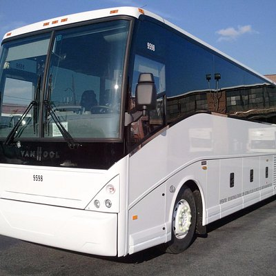 56 Passenger Coach Bus