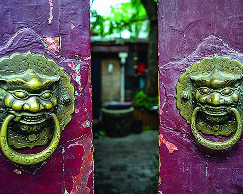 Welcome to The Hutong - Culture Exchange Center!