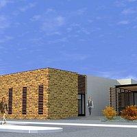La nouvelle mairie