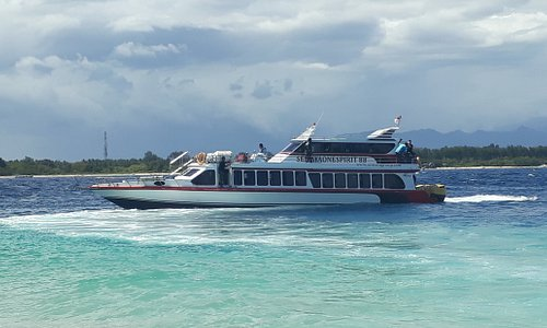 Good island in indonesia.....