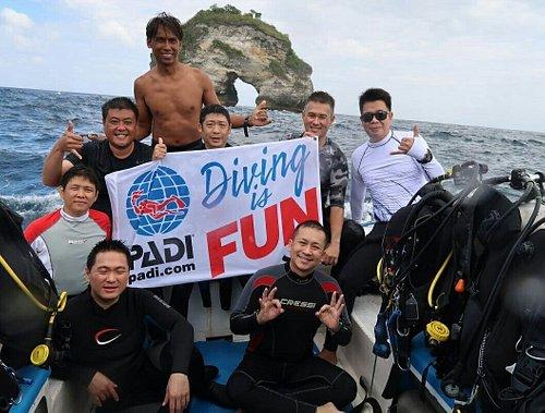 Bali Safari Dive Trip with Mollow Dive Center - Surabaya