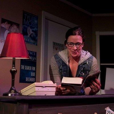 Erica Bergman in Crossing Delancey