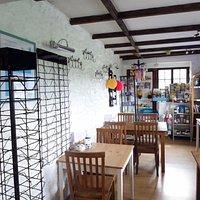 Renovated tearoom