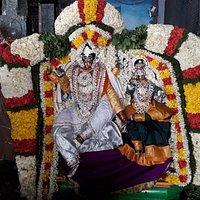 The Utsava Vigraham of arasurama Eswaran Temple of CHennai