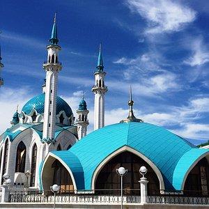 Qol Shariff Mosque