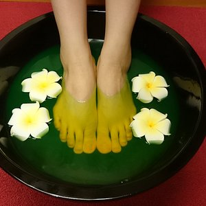 Traditional Thai massage and Aroma oil massage in Ginza