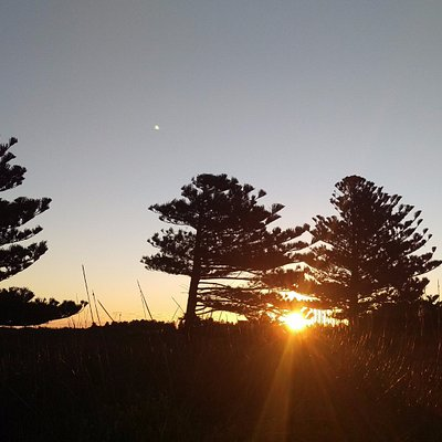 Sunset at Port Fairy and one of my fav photos of all time.