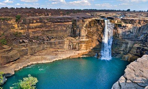 Purva Waterfall, Rewa
