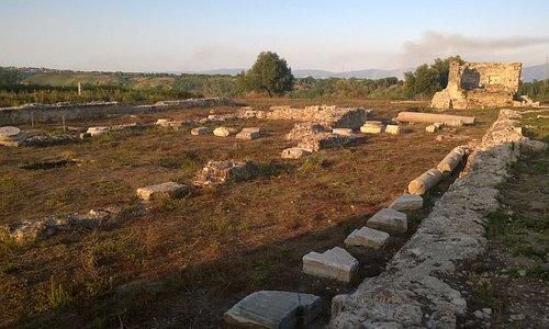 parco archeologico di mileto, abbazia ss.Trinità