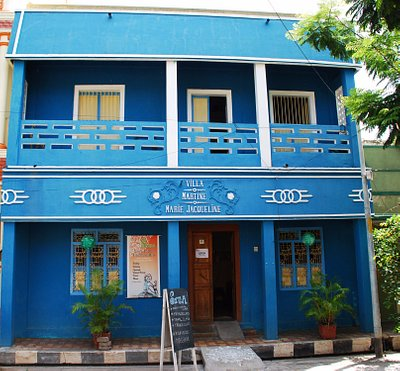 Welcome at Sita cultural centre, our cultural centre nestled in a quiet street of Pondicherry ce