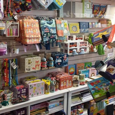 S'Wonderful Gifts in Cleveland Heights has a lot of s'marvelous things for babies and new moms