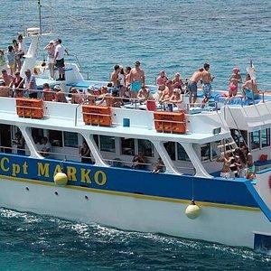 CPT MARKO coastal passenger ship