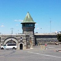 Exterior Folsom Prison