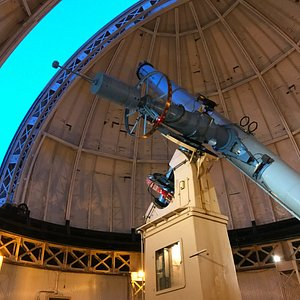 One of three telescopes. This is the one we used.