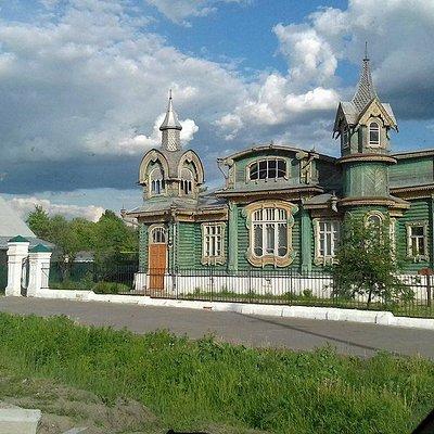 Дом судовладельца Шорина.