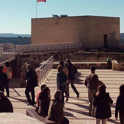 Visita guiada en la Fortaleza de la Mota (Alcalá la Real, Jaén)