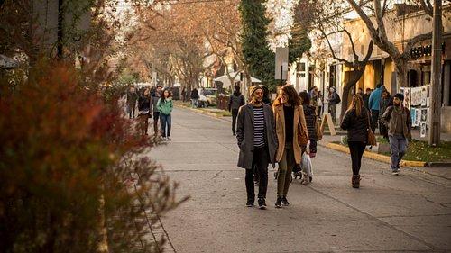 Barrio Italia se camina