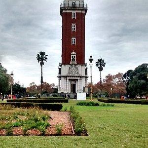 Plaza Fuerza Aerea y Torre Monumental