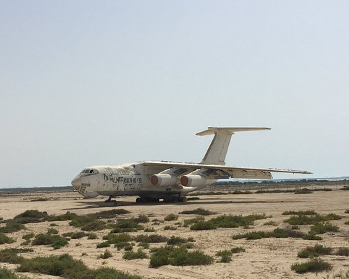 Abandoned IL-76 Airplane Shrouded in Mystery