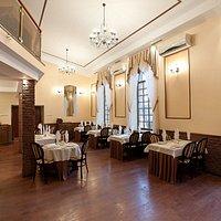 Первый этаж ресторана