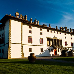 Villa Medicea La Ferdinanda (o villa dei cento camini)