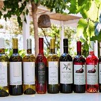 Artemis Karamolegos's wines