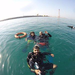 Dive36 trips