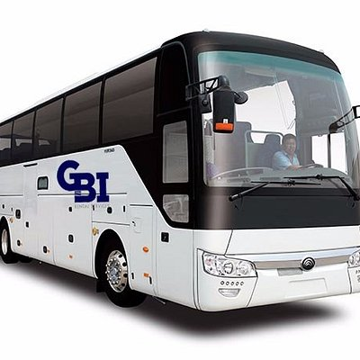 50 Seat Luxury bus on rental in dubai