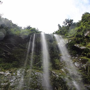 La Chorrera, a 590m wall of water will be in front of your eyes in a 2h trekking tour