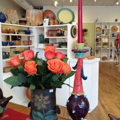 Mica Gallery is one of our favorite stops each year when we visit the area.
