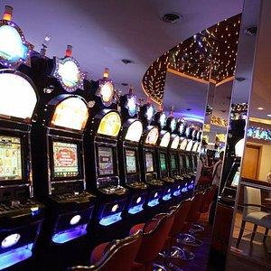 Sala de Slots de Bingo Mirador