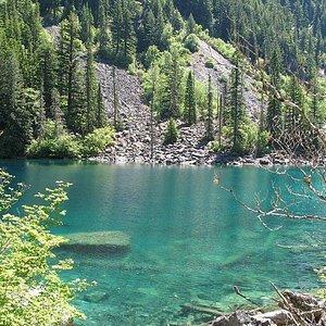 Linesman Lake