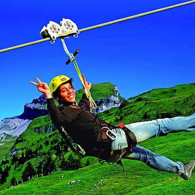 Sternensauser im Hoch-Yrig - Die längste Seirutsche der Welt!