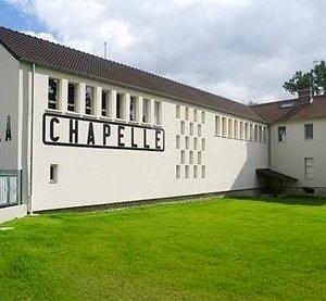 Vue d'ensemble de La Chapelle- centre d'art