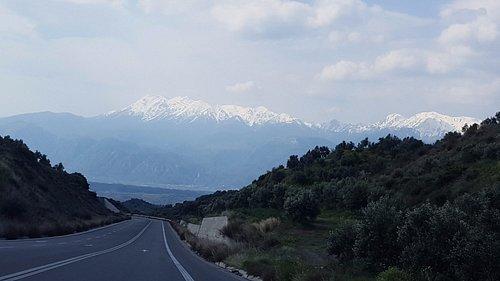Taygetus Mountains