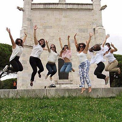 Be happy in Lisbon!