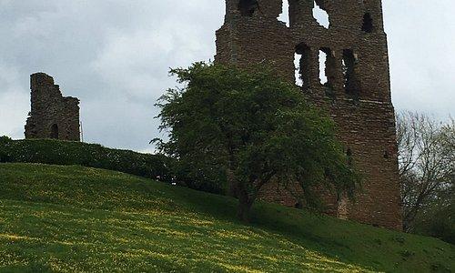 Sheriff Hutton Castle
